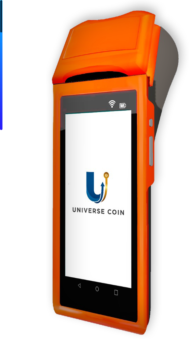 universe coin payment terminal